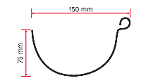 rainwater_dimensions_half_round_150mm