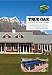 True Oak 174 Corrugate Roofing Industries
